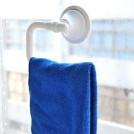 Вешалка для полотенца с вакуумной присоской