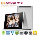 "CHUWI V10 Quad Core - планшетный компьютер, Android 4.1.1, HD 10.1"" IPS, Allwinner A31 (4x1.2GHz), 2GB RAM, 16GB ROM, Wi-Fi, Bluetooth, HDMI, 2MP фронтальная камера, 5MP задняя камера"