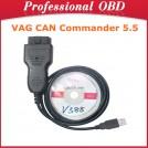Кодридер, сканирующий инструмент VAG CAN Commander 5.5 + диагностический кабель Pin
