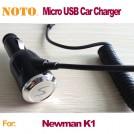 Автомобильное зарядное устройство для Newman k1