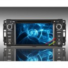 СANBUS - Автомагнитола, DVD для Jeep Wrangler, Commander, Compass, Grand Cherokee и Dodge Journey, Chrysler Sebring