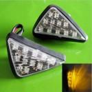 Поворотные сигналы для YAMAHA YZF 600 R6 R1, светодиодные