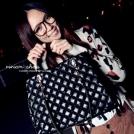 Женские сумки-почтальонки в американо-европейском стиле из искусстсвенной кожи с диагональным тиснением
