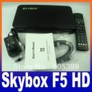 Skybox F5 - Цифровой спутниковый приёмник, 1080P Full HD, процессор с двумя ядрами
