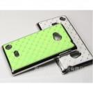 Жёсткий, декорированный стразами чехол-крышка для Nokia Lumia 720