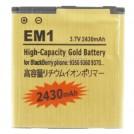 Аккумулятор ЕМ1 на 2430mAh для BlackBerry 9350, 9360, 9370