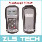 MaxiScan MS609 - сканер OBDII/EOBD для диагностики авто, для кодов ABS