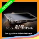 Бампер для iPhone 4G 4s, iPhone 4s