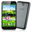 "iNew I2000 - смартфон, Android 4.1, MTK6589 Cortex A7 quad core 1.2GHz, PowerVR SGX 544MP, 5.7"" IPS 720Р, 2 SIM-карты, 1ГБ RAM, 8ГБ ROM, поддержка карт microSD, WCDMA/GSM, Wi-Fi, Bluetooth, GPS, FM-радио, основная камера 8МП и фронтальная камера 5МП"