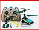 EH4-2010 Night Ranger II - радиоуправляемый вертолет с гироскопом и ИК-пультом, 21 см