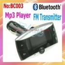 "BC003 - Автомобильный FM-трансмиттер, 1.4"" LCD, MP3, Bluetooth"