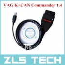 VAG K+CAN Commander 1.4 - диагностический кабель OBD II-комп