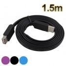 Кабель-удлинитель, USB 2.0, 1,5м
