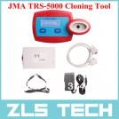 JMA TRS-5000+TPX Cloner - программатор ключей, набор, работа с транспондерами 4D
