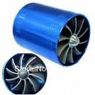Воздушный турбонагнетатель, вентилятор, 0,468кг