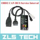 Инструмент для возврата в исходное положение сигналов сервисного обслуживания и подушки безопасности, OBD2, CAN-шина