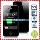 "F88 - смартфон, Android 2.3.5, MTK6513, 3.2"" TFT LCD, Wi-Fi, Bluetooth, TV, GPS"