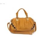 Модные стильные дамские кожаные сумочки на плечо, стиль Tote / почтальонка, на улицу / вечеринку