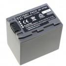NP-FP90 - аккумулятор Li-ion для Sony FP60 FP70 FP90 HC20E/HC21E/HC30E