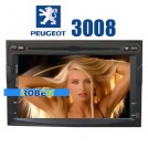 "Witson W2-D750P - автомобильная магнитола, 7"" TFT LCD, Touch Screen, GPS, Bluetooth, DVD, FM/TV для Peugeot 3008/5008"