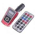 K368 - FM-трансмитер  MP3 / USB / SD