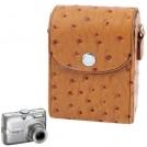 Универсальный кожаный чехол для фотоаппарата