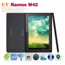 "Ramos W42 - планшетный компьютер, Android 4.0.4, HD 9.4"" IPS, Samsung Exynos 4412 (4x1.4GHz), 1GB RAM, 16GB ROM, Wi-Fi, Bluetooth, 0.3MP фронтальная камера, 2MP задняя камера"