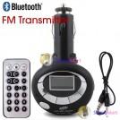 Автомобильный FM-трансмиттер - MP3-плеер, USB/SD/MMC, Bluetooth
