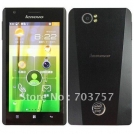"Lenovo LePhone K800 - смартфон, Android 2.3.7, Intel Atom Z2460 (1.6GHz), HD 4.5"" IPS, 1GB RAM, 16GB ROM, 3G, Wi-Fi, Bluetooth, GPS, NFC, 8MP задняя камера, 1.3MP фронтальная камера"