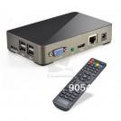 Видеопроигрыватель на системе Android, 1080P, Wi-Fi, HDMI, 3D, 4GB