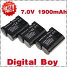 ENEL15 - батарея LI-ION 1900 мАч для камер Nikon D800 D800E D7000 MB-D11/D12