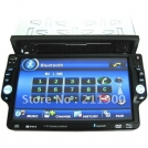 "Автомобильная магнитола с 7"" TFT LCD, Touch Screen, DVD/CD, MP3/MP4, FM/TV, RDS, Bluetooth"