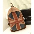 Рюкзак в стиле унисекс с американским/британским флагом