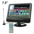 """Автомобильный монитор, 7.5"""" TFT LCD, TV, SD/MMC, USB"""