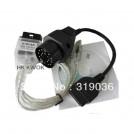 Кабель-адаптер для диагностического сканера, BMW, интерфейс USB, OBD 2 INPA K + CAN K + DCAN