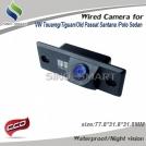 Проводная парковочная камера для VW Touareg/Tiguan/Passat/Santana/Polo с ночным видением
