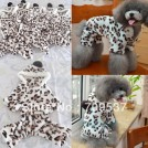 Костюм для животных в виде леопарда