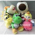 "Набор мягких игрушек ""Super Mario Bros"" (4 шт.)"