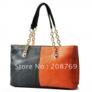 Модные сумки из полиуретановой кожи, стиль tote / на плечо / в руки