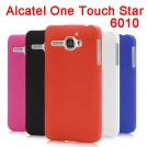 Матовый жесткий чехол для Alcatel One Touch 6010D S520