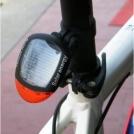 Стоп-сигнал на солнечной батарее