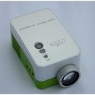 S015E - цифровой мини-проектор, LED, 480x240