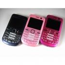 """C3 - мобильный телефон, 2.0"""" TFT, TV, FM, QWERTY-клавиатура, MP3, 2 SIM"""