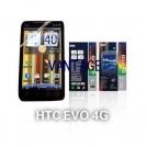 Защитная пленка для HTC EVO 4G (3 штуки)