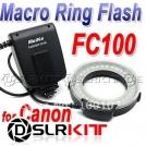 Meike FC-100 - вспышка для камер Canon