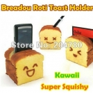 "Брелок-держатель ""Toast Food Squishy"""