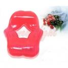"""Эрекционное кольцо """"Romeo Night CR-CQ-054"""" в форме женских губ (5 штук)"""