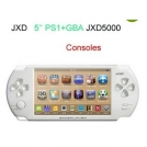 "JXD-5000 - портативная приставка, 5"", 4GB, MicroSD/TF, MP4/MP5, AVI, HDMI/TV-out"