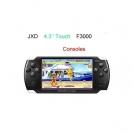 "JXD F-3000 - портативная приставка, 4.3"", 4GB, MP4/MP5, FM, TV-out"