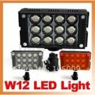 Wansen W12 - вспышка, 12 LED для Sony/Pentax/Canon/Nikon/Panasonic
